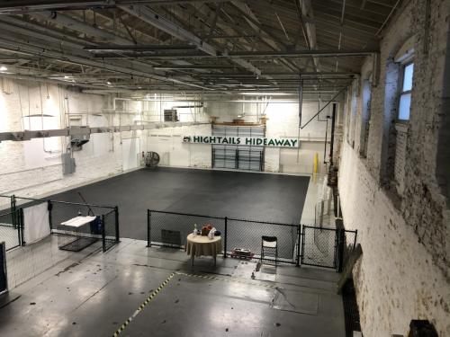 Inside Facilities